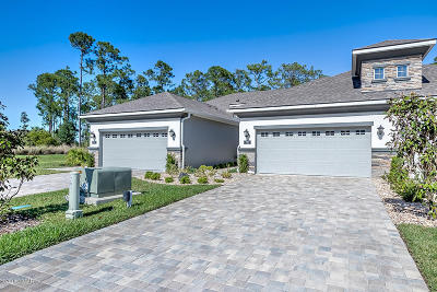 Ormond Beach FL Attached For Sale: $254,900