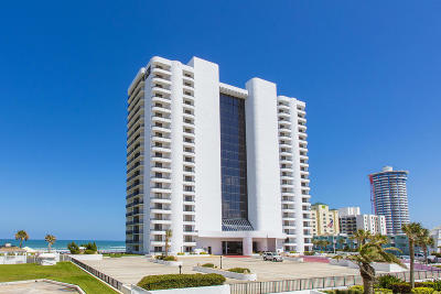 Daytona Beach Condo/Townhouse For Sale: 2555 S Atlantic Avenue #1004