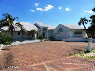 Ponce Inlet Single Family Home For Sale: 121 Old Carriage Road