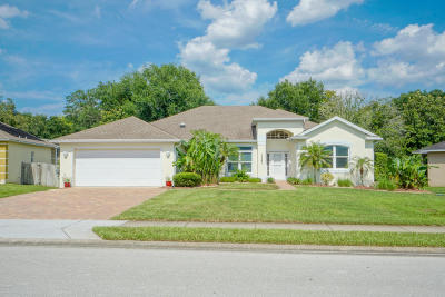 Port Orange Single Family Home For Sale: 1321 Shadow Path Drive