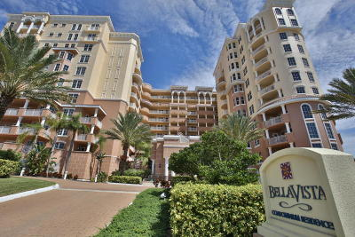 Daytona Beach Shores Condo/Townhouse For Sale: 2515 S Atlantic Avenue #602