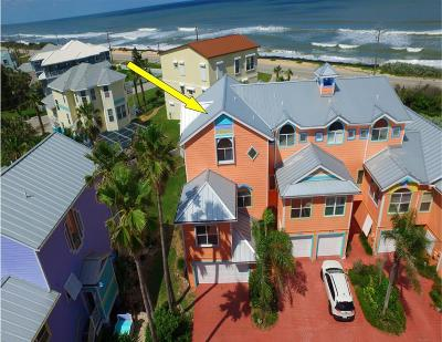 Ormond Beach Condo/Townhouse For Sale: 3000 Ocean Shore Boulevard #10
