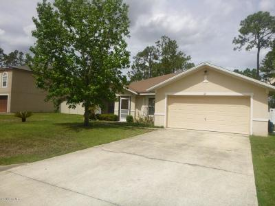 Palm Coast Single Family Home For Sale: 72 Ryecliffe Drive