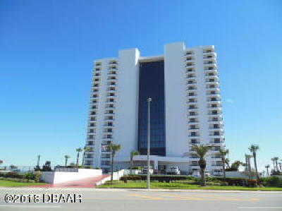 Daytona Beach Shores Condo/Townhouse For Sale: 2555 S Atlantic Avenue #1901