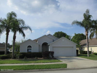 Volusia County Single Family Home For Sale: 271 Gala Circle