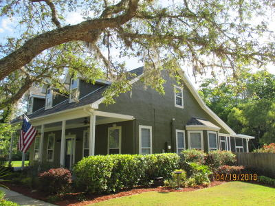 New Smyrna Beach Single Family Home For Sale: 636 Glen Circle