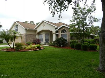 Ormond Beach Attached For Sale: 22 Blockhouse Court