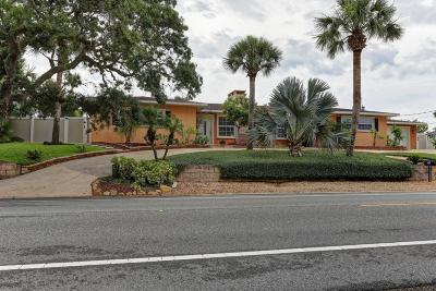 Ormond Beach Single Family Home For Sale: 893 N Halifax Drive