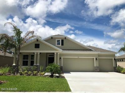 Ormond Beach Single Family Home For Sale: 478 River Square Lane