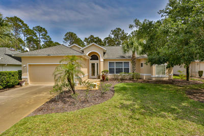Plantation Bay Single Family Home For Sale: 104 Bay Lake Drive