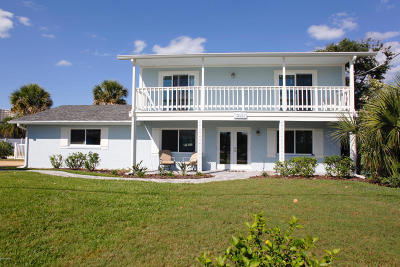 New Smyrna Beach Single Family Home For Sale: 2011 N Peninsula Avenue