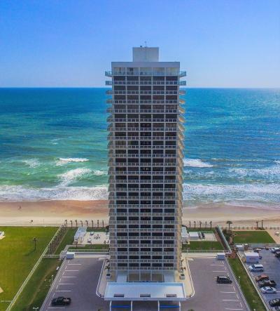 Daytona Beach Condo/Townhouse For Sale: 3000 N Atlantic Avenue #12
