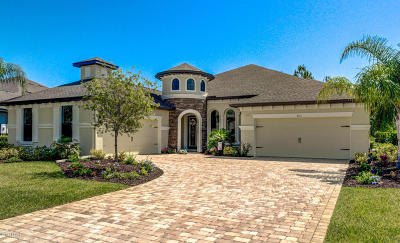 Ormond Beach Single Family Home For Sale: 672 Southlake Drive