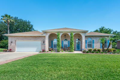 Port Orange Single Family Home For Sale: 6084 Red Stag Drive