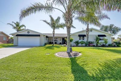 Ormond Beach Single Family Home For Sale: 115 Fairway Drive