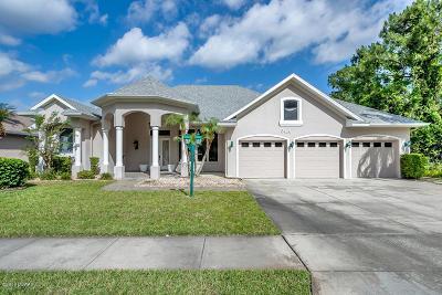 Port Orange Single Family Home For Sale: 6424 Longlake Drive