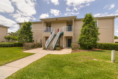 Port Orange Condo/Townhouse For Sale: 830 Airport Road #607