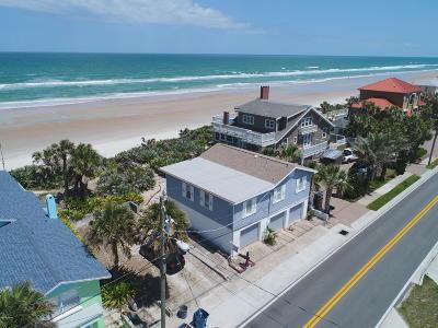 Port Orange Single Family Home For Sale: 4043 S Atlantic Avenue