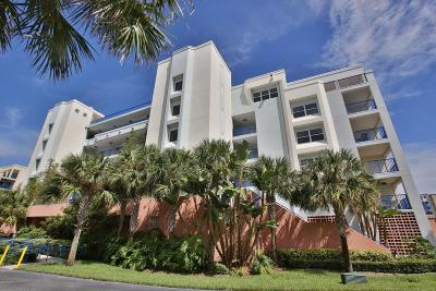 New Smyrna Beach Condo/Townhouse For Sale: 5300 S Atlantic Avenue #13601