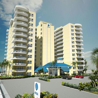 Daytona Beach Shores Condo/Townhouse For Sale: 3721 S Atlantic Avenue #201