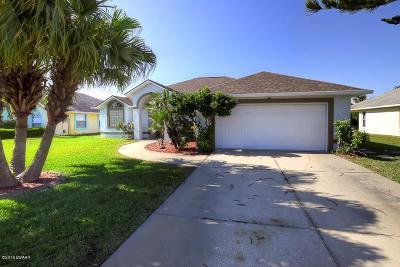Ormond Beach Single Family Home For Sale: 111 Barrier Isle Drive