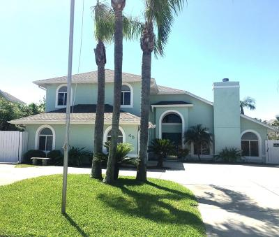 Ponce Inlet Single Family Home For Sale: 45 Tina Maria Circle