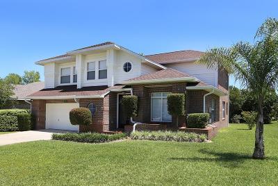 Ormond Beach Single Family Home For Sale: 22 Talaquah Boulevard