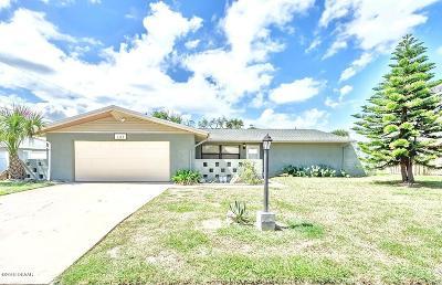 Ormond Beach Single Family Home For Sale: 141 Beau Rivage Drive