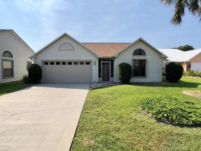 Volusia County Single Family Home For Sale: 681 Middlebury Loop