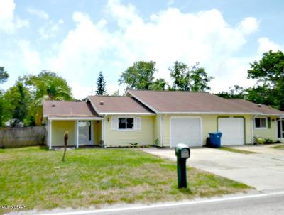 Volusia County Attached For Sale: 1054 Charles Street