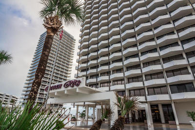 Daytona Beach Condo/Townhouse For Sale: 2900 N Atlantic Avenue #1501