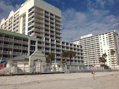 Daytona Beach Condo/Townhouse For Sale: 2700 N Atlantic Avenue #348