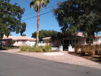 Port Orange Single Family Home For Sale: 5987 Riverside Drive