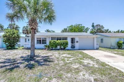Ormond Beach Single Family Home For Sale: 41 Carol Road
