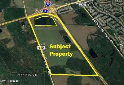 Residential Lots & Land For Sale: 1661 Tomoka Farms Road