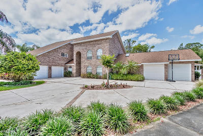 Ormond Beach Single Family Home For Sale: 7 Pleasantwood Way