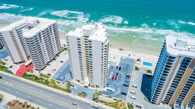 Daytona Beach Shores Condo/Townhouse For Sale: 2987 S Atlantic Avenue #A050