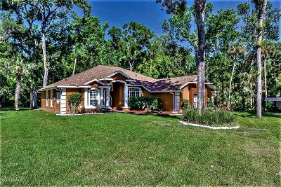 Ormond Beach FL Single Family Home For Sale: $335,000