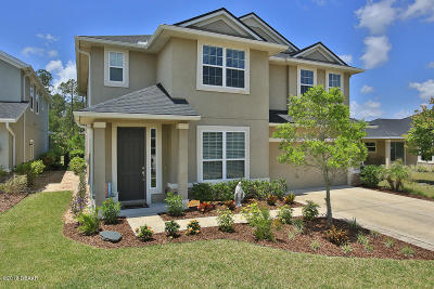 Daytona Beach Single Family Home For Sale: 253 Grande Sunningdale Loop