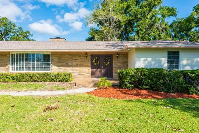 Tomoka Oaks Single Family Home For Sale: 33 S St Andrews Drive