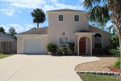 Palm Coast FL Single Family Home For Sale: $314,900