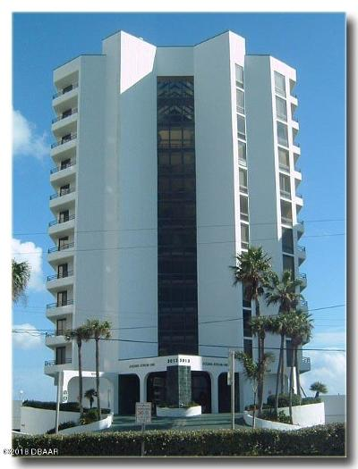 Daytona Beach Shores Condo/Townhouse For Sale: 3013 S Atlantic Avenue #7070