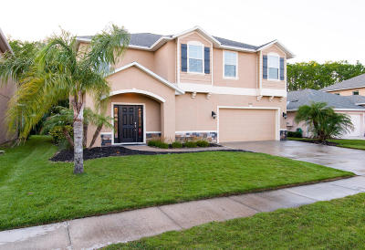 Port Orange Single Family Home For Sale: 6832 Stoneheath Lane