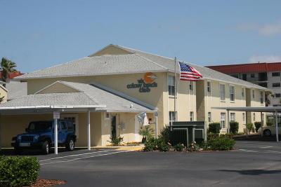 New Smyrna Beach Condo/Townhouse For Sale: 4225 S Atlantic Avenue #1160