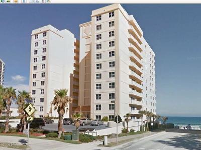 Daytona Beach Shores Condo/Townhouse For Sale: 3799 S Atlantic Avenue #904