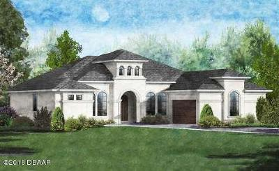 Ormond Beach Single Family Home For Sale: 887 Creekwood Drive