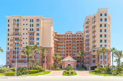 Daytona Beach Condo/Townhouse For Sale: 2515 S Atlantic Avenue #1004