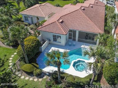 Palm Coast Single Family Home For Sale: 6 La Costa Way