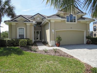 Palm Coast Single Family Home For Sale: 34 Sandpiper Lane