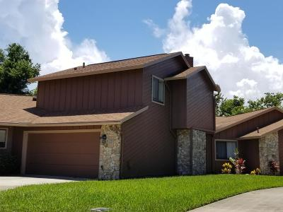 Volusia County Attached For Sale: 54 Wildwood Trail